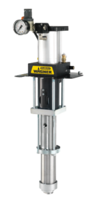 wagner evomotion 5-60s low pressure piston pump