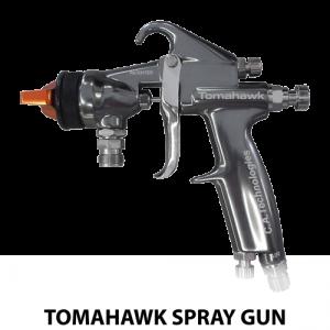 ca technologies tomahawk conventional handheld adhesive spray gun