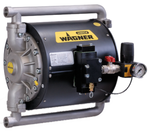 wagner unica 4-270 low pressure diaphragm pump