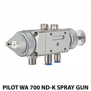 walther pilot 700 ndk water based adhesive automatic spray gun