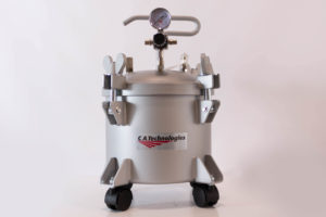 CA Technologies 2.5 Gallon pressure pot
