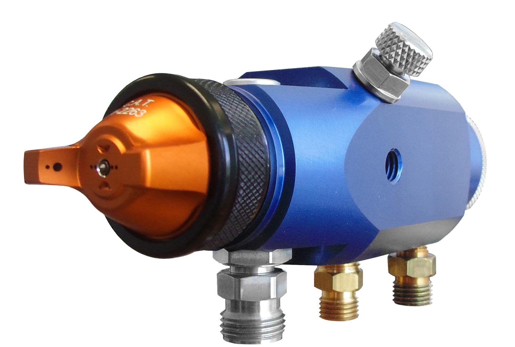 A100c Standard Automatic Spray Gun Coating Equipment