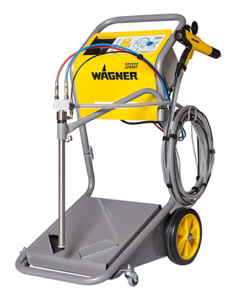 Wagner Sprint Unit, Our Spray Recommendations